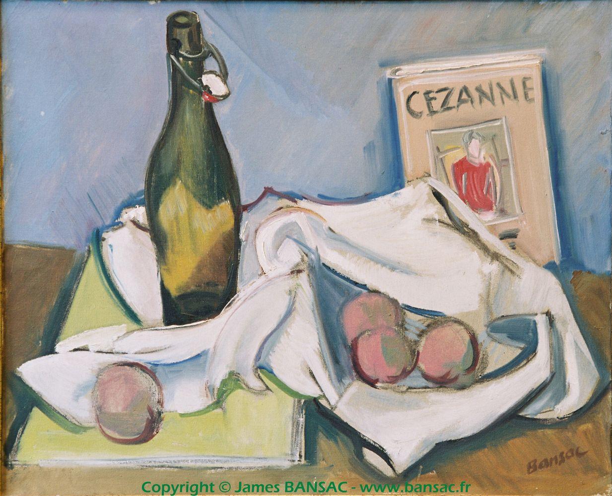 Hommage à Cézanne - 1948