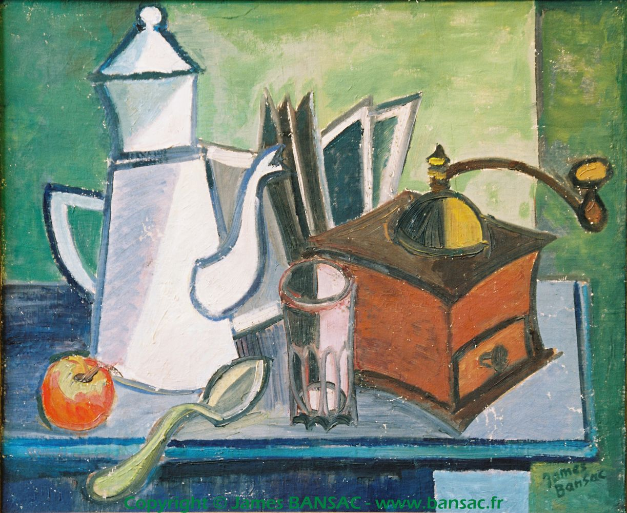 Moulin à cafe - 1947