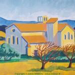 Abbaye de Silvacane - 2004