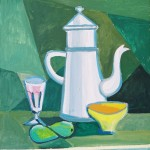 Cafetière - 2004