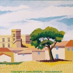 Château de Lourmarin - 2003