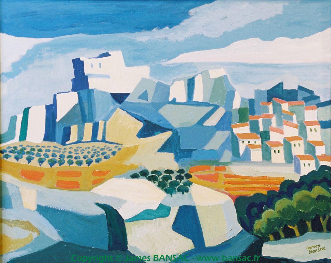 Les Baux-de-Provence - 2004