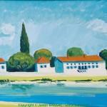 Moly Sabata, maison d'Albert Gleizes et Anne Dangar - 2006